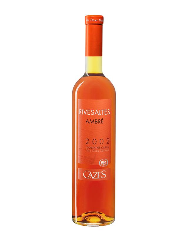 ambré vin doux naturel