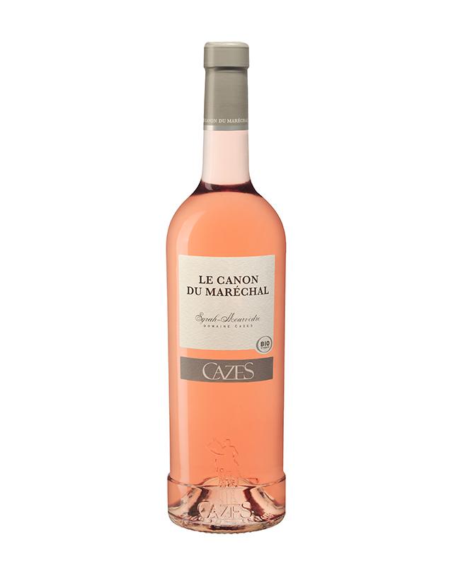 Canon du maréchal rosé Cazes
