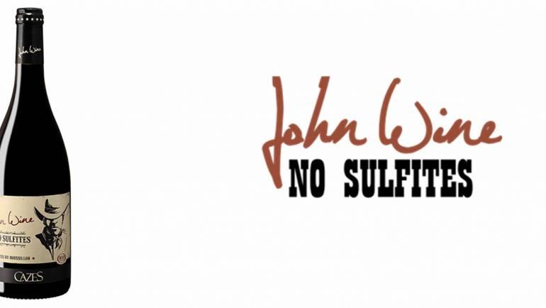 John Wine, nouvelle cuvée sans soufre