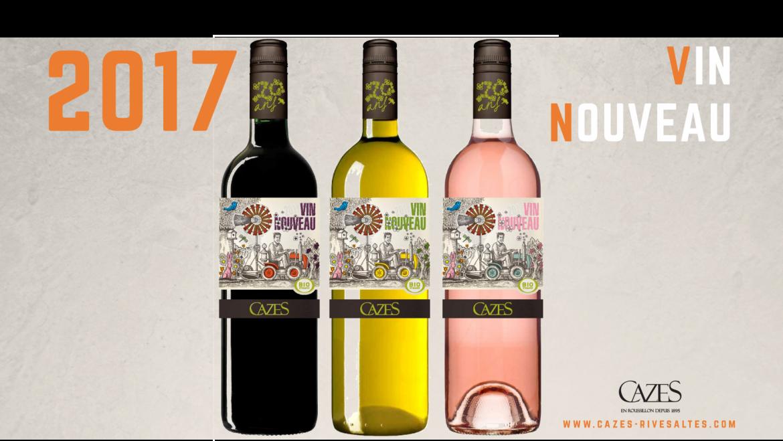 Découvrez l'image du Vin Nouveau 2017