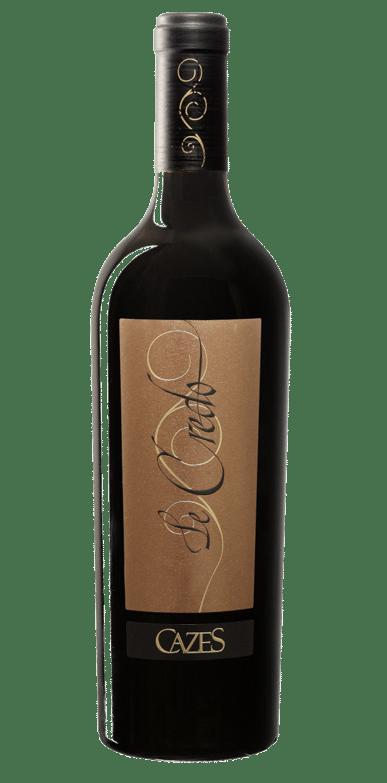 le credo cazes 66 vin languedoc bio