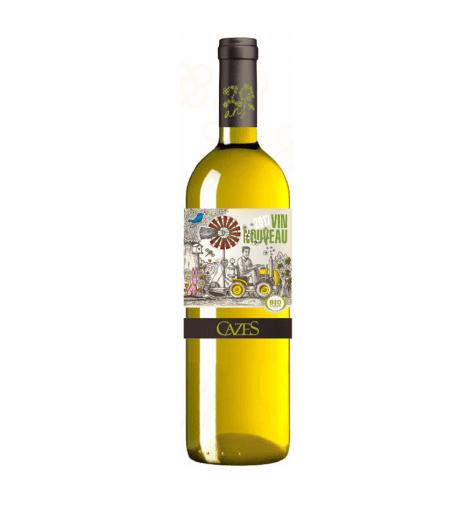 vin nouveau blanc