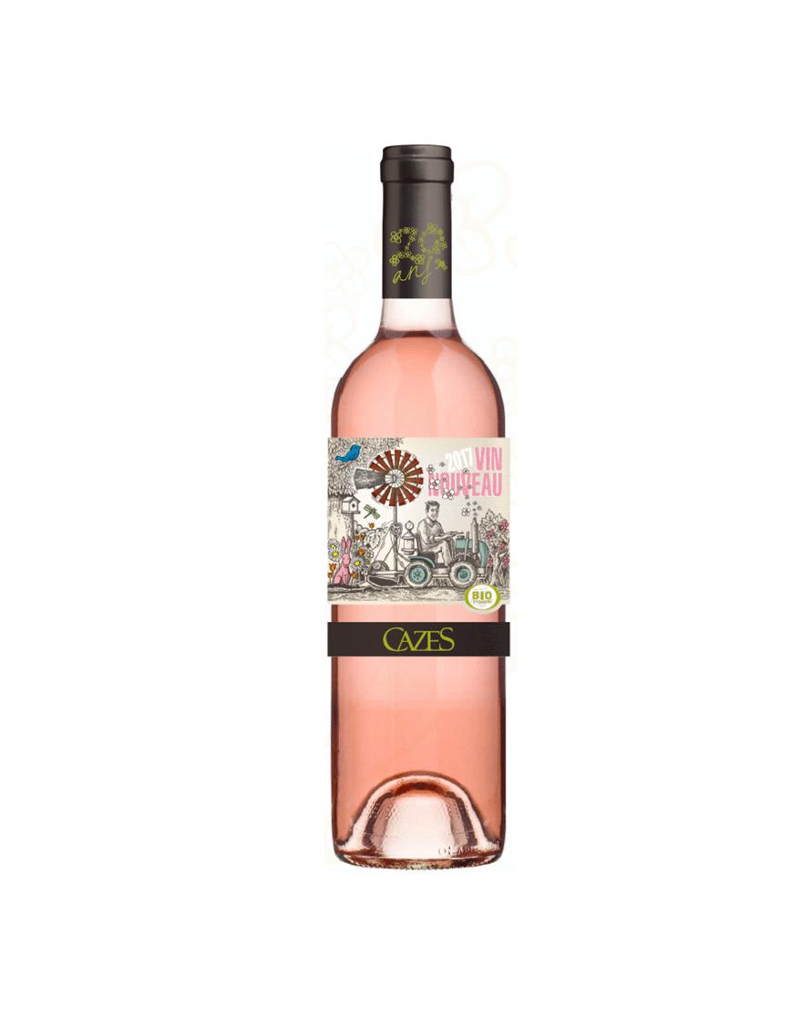 vin nouveau rosé