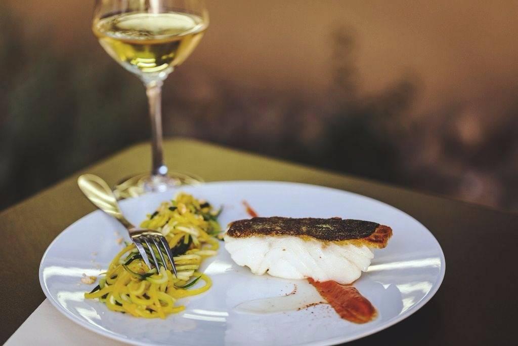 Restaurant La Table d'Aimé Rivesaltes 66 domaine viticole