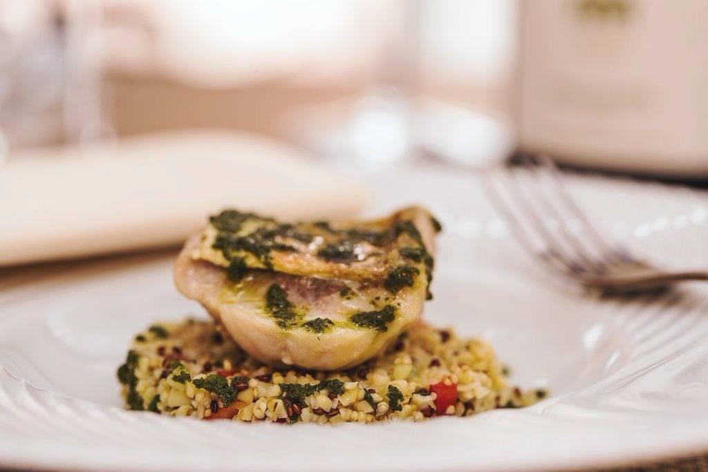 Restaurant 66 Rivesaltes bib gourmand michelin