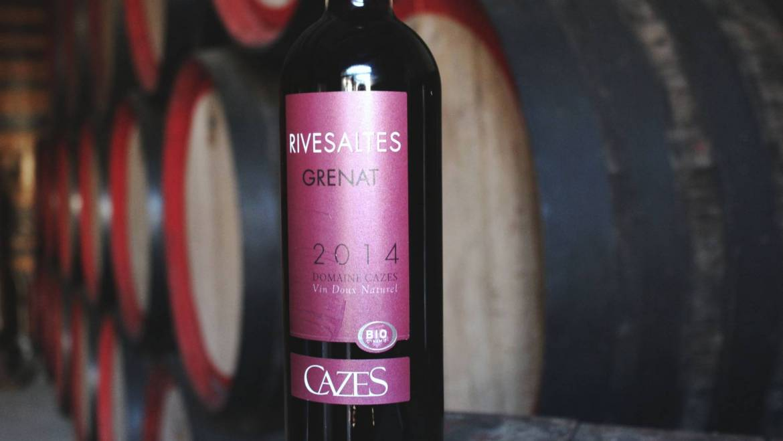 Rivesaltes Grenat – Le plus traditionnel de nos Vins Doux Naturels