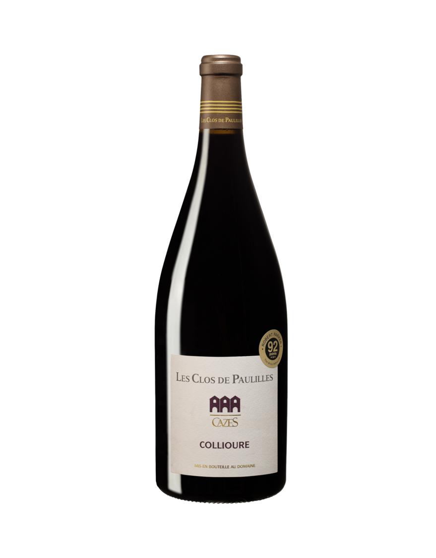 Les Clos de Paulilles vin rouge AOC Collioure