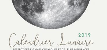 Calendrier lunaire 2019 : dégustez en harmonie avec la lune (+ téléchargement)
