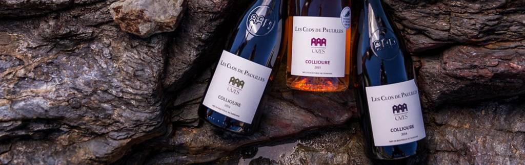 vins collioure paulilles