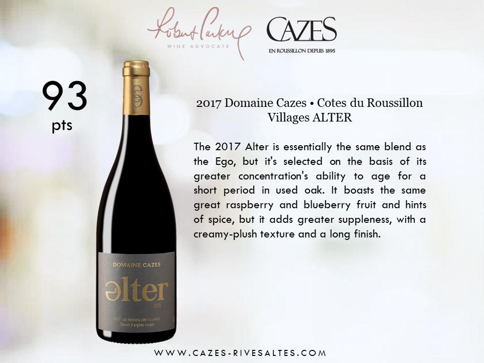alter cazes robert parker wine advocate