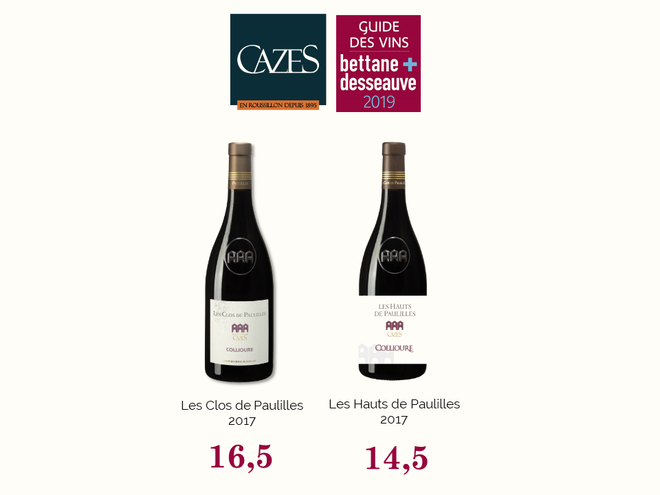 guide des vins bettane desseauve 2019