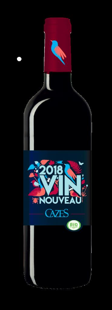 Vin Nouveau, Primeur, Cazes, Rivesaltes, Paulilles, 66, Vin doux naturel, bio, biodynamie